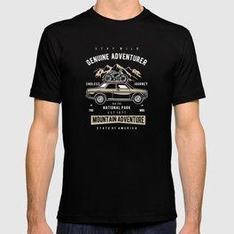 GENUINE ADVENTURER T-shirt