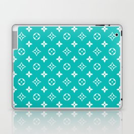 Supreme LV Tiffany Laptop & iPad Skin