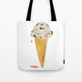 Berry Delicious Ice Cream Tote Bag