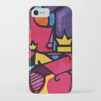 crown iPhone & iPod Cases featuring Crown by Arcturus