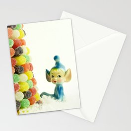 Belle the Pixie Elf Stationery Cards