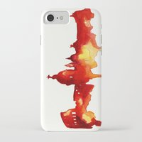 rome iPhone & iPod Cases featuring Rome by Talula Christian