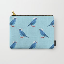 Birdie Sanders Carry-All Pouch