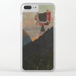 Our National Parks Clear iPhone Case