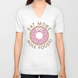 Do's and Donuts Unisex V-Neck