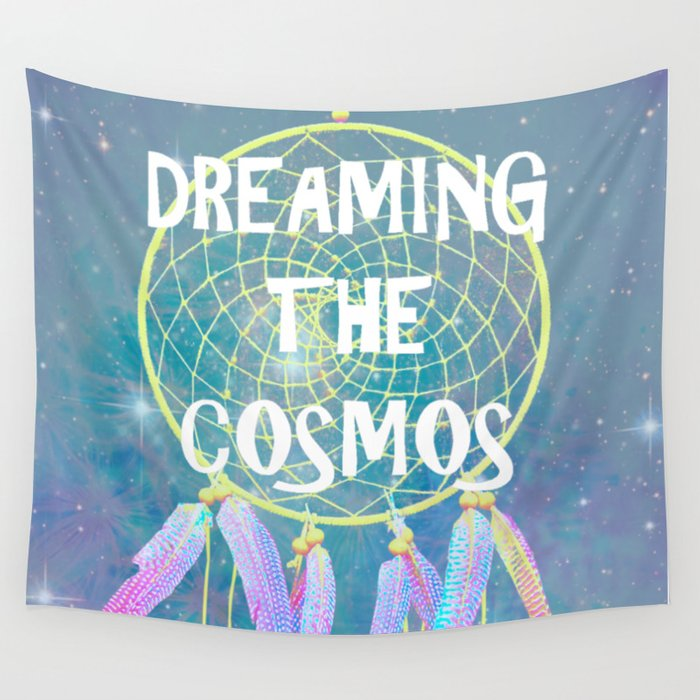 Dreaming the Cosmos Wall Tapestry