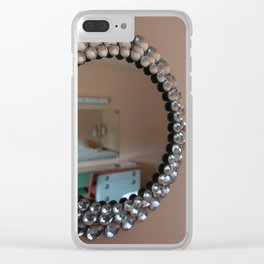 Holiday Music Motel 234 Clear iPhone Case