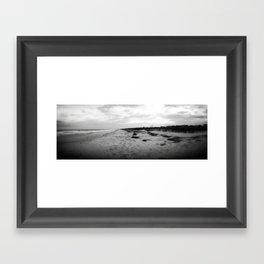 Isle of Palms. Framed Art Print