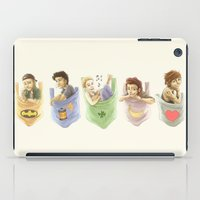 1d iPad Cases featuring Pocket 1D by Aki-anyway