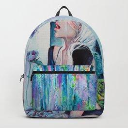In Her Garden Backpack
