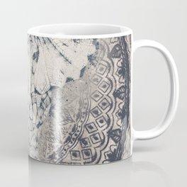 Indian Elephant Mandala Coffee Mug