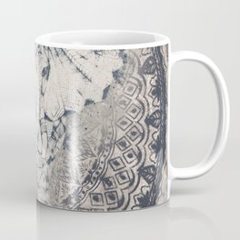 Indian Elephant Mandala Coffee Mug