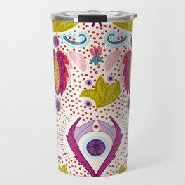 Alexandra Bohemian Travel Mug