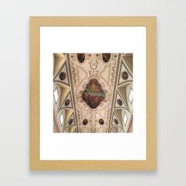 St Louis Ceiling Framed Art Print