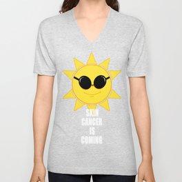 DOUCHEBAG SUN Unisex V-Neck