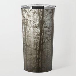 Foggy Woods Travel Mug