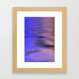 Shimmer Framed Art Print