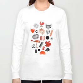 Archive Objects I Long Sleeve T-shirt