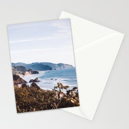 Ocean Views in Oregon-Travel Photograohy Stationery Cards