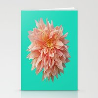jewish Stationery Cards featuring Flower Petals by Brown Eyed Lady
