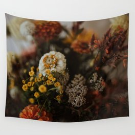 Vintage Bouquet #4 Wall Tapestry