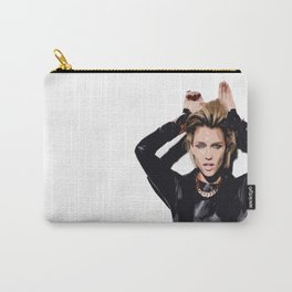 RUBY ROSE DIGITAL PAINTING Carry-All Pouch
