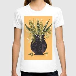 Black Vase I T-shirt