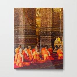 Bangkok 79 Metal Print