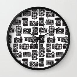 Yashica Bundle camera Wall Clock