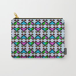 Harlequin's autumn ... Carry-All Pouch