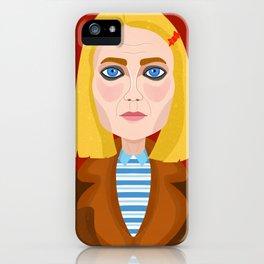 Margo Tenenbaum iPhone Case