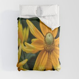 Golden Yellow Comforters