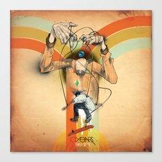 The Totem Alias Canvas Print
