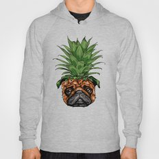 Pineapple Pug Hoody