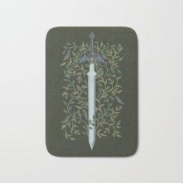 Sword of Time Bath Mat