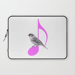 Song Bird Laptop Sleeve