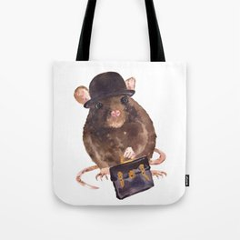 Rat Race Tote Bag
