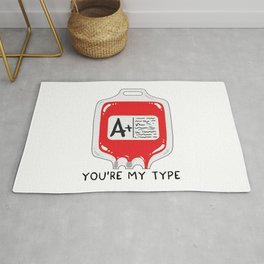 You're my type Rug