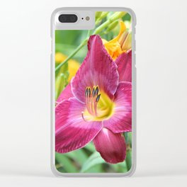 Missie Clear iPhone Case