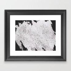 The Fight Framed Art Print