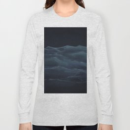 Dark Ocean Long Sleeve T-shirt