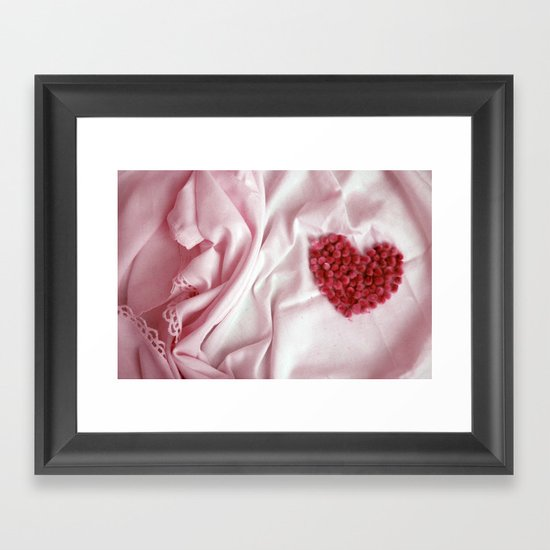 For you.. Framed Art Print