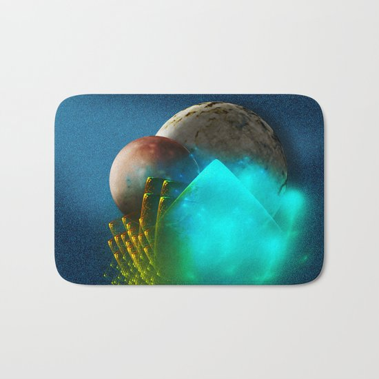 New worlds ripe for exploring Bath Mat