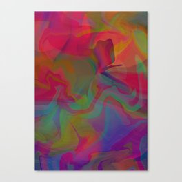 Technicolour  Canvas Print