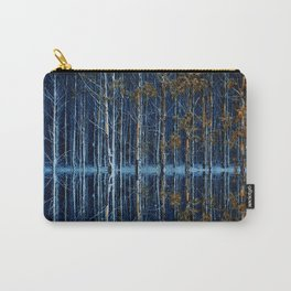FOREST FLOOD Carry-All Pouch