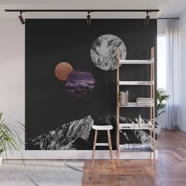 Space I Wall Mural