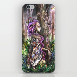 Forest Vargas iPhone Skin