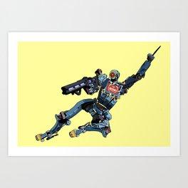 Pathfinder Art Print
