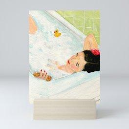 Take Me Away Mini Art Print