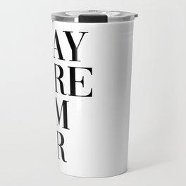 daydreamer Travel Mug